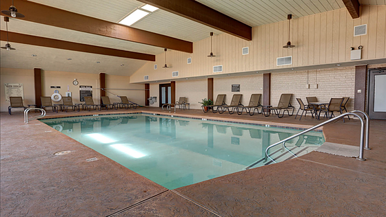 Brentwood West - Swimming pool inside