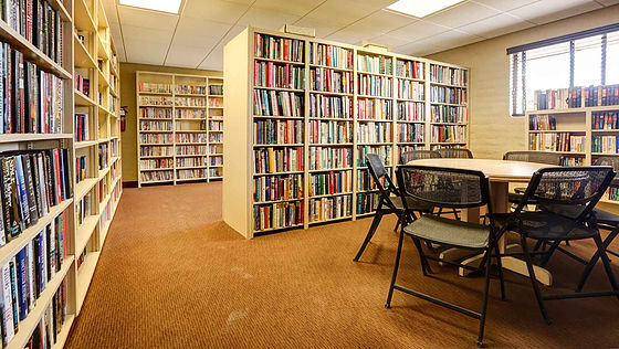 Brentwood West - library
